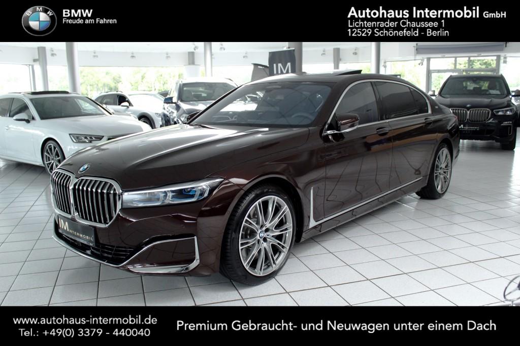 BMW M760 Li xDrive Excell. NP: 206T€ *Standhzg*Pano*, Jahr 2019, Benzin
