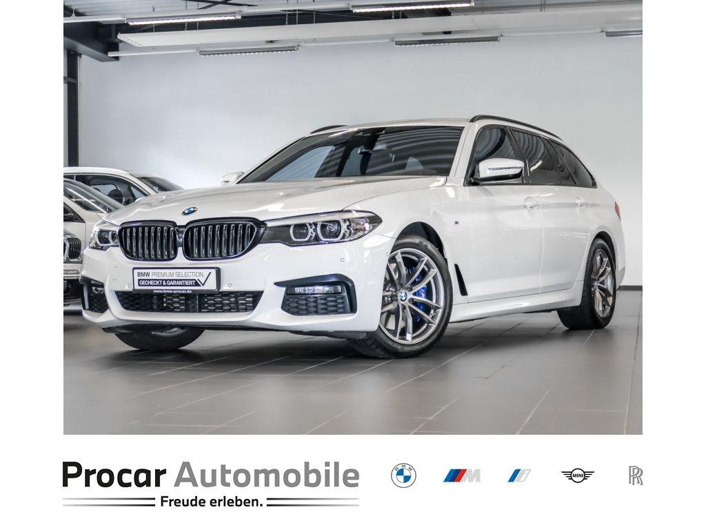 BMW 530d xDrive M Sport LED NaviProf ParkAss HiFi, Jahr 2018, Diesel