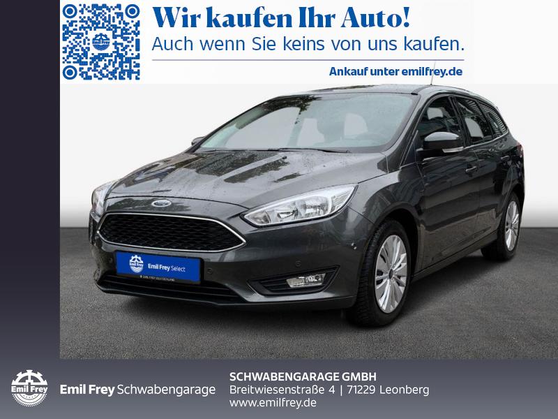 Ford Focus 1.5 Business Edition *NAVI *PDC *WINTER-P, Jahr 2016, Benzin