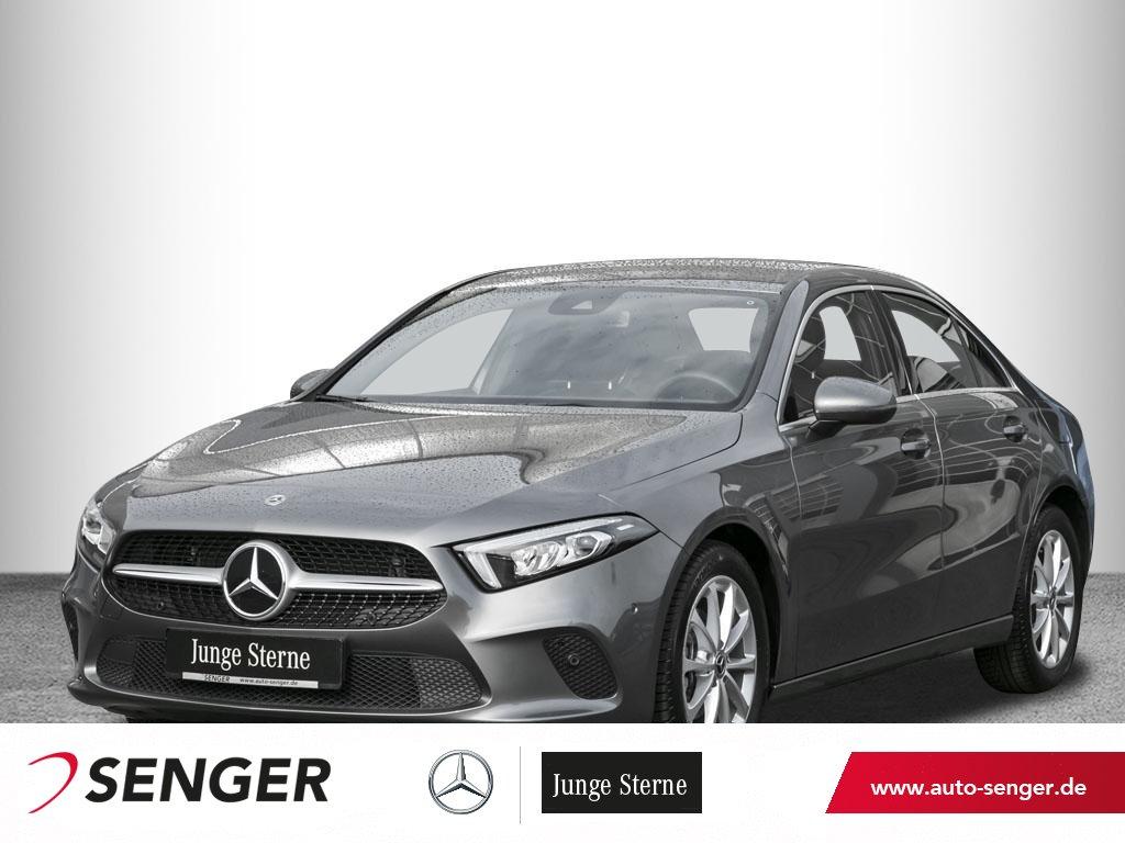 Mercedes-Benz A 180 Limousine*Progressive*Standheizung*LED*, Jahr 2020, Benzin