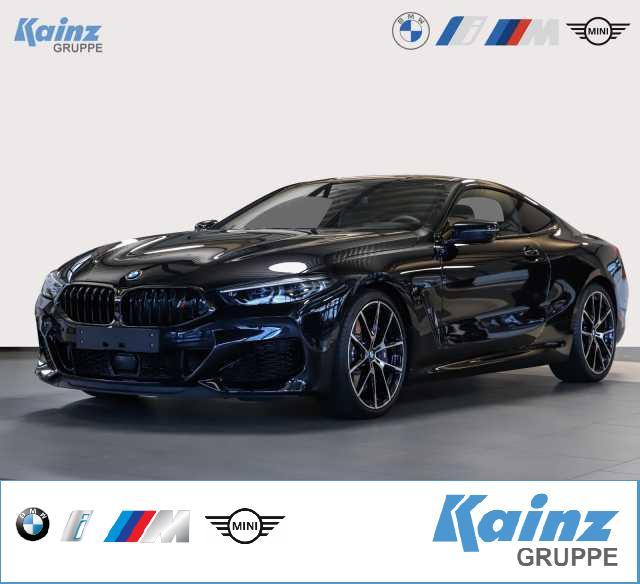 BMW M850i xDrive Coupé Laserlicht/Driving Assistant Prof./Parking Assistant Plus/Aktive Sitzbelüftung, Jahr 2019, Benzin