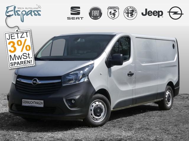 Opel Vivaro B KaWa L2H1 2,9t Edi STANDHZG KLIMA SHZG, Jahr 2015, Diesel