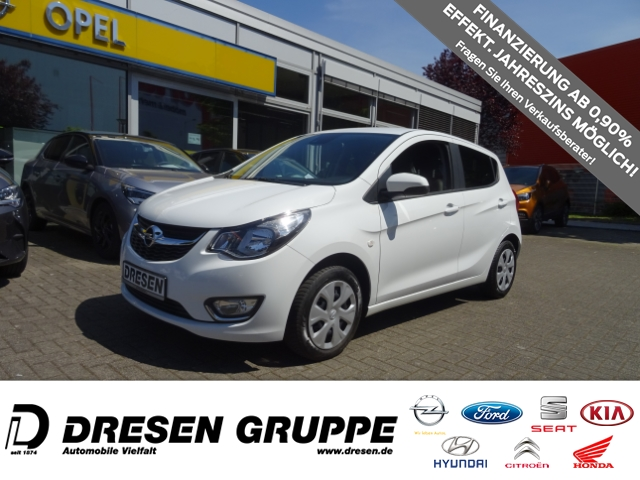 Opel Karl Innovation 1.0 (75PS)/Radio/Klimaauto/SHZ/PDC/TEMP, Jahr 2015, Benzin