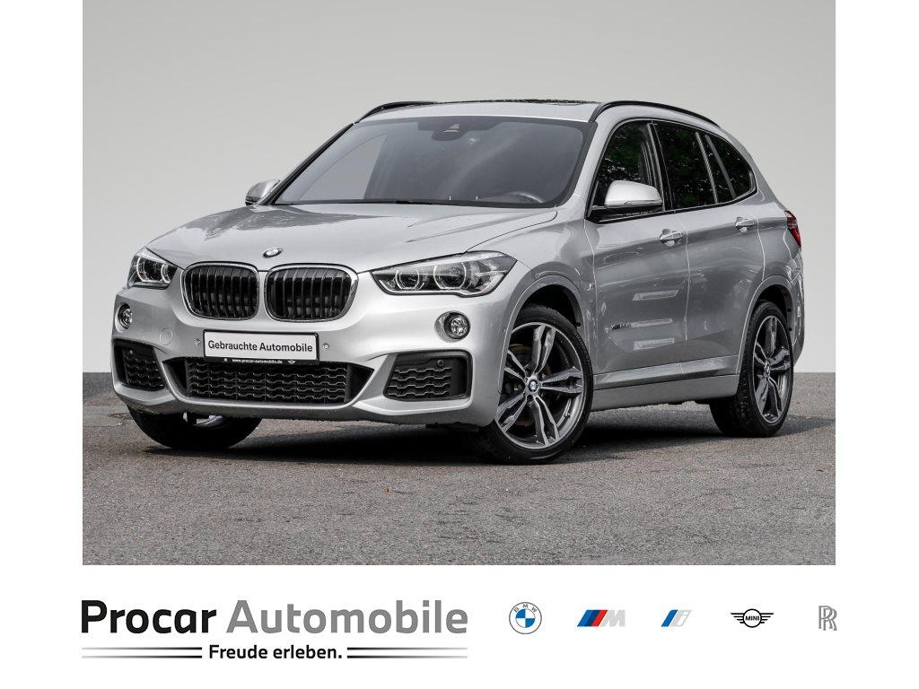 BMW X1 xDrive25d MSPORT++NAVIGATION++PDC++AHK++LED++HEAD-UP++ACC+, Jahr 2018, Diesel