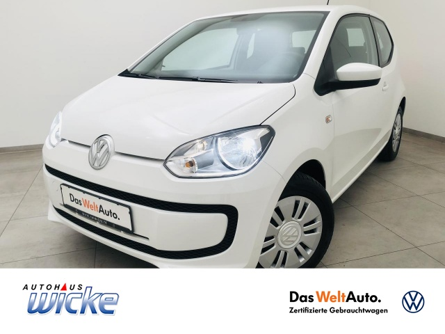 Volkswagen up! 1.0 move up! Klima Isofix Radio MP3, Jahr 2016, Benzin