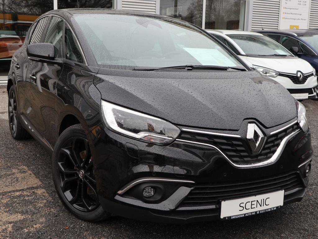 Renault Scenic TCe 160 GPF BLACK EDITION (RFA), Jahr 2020, Benzin