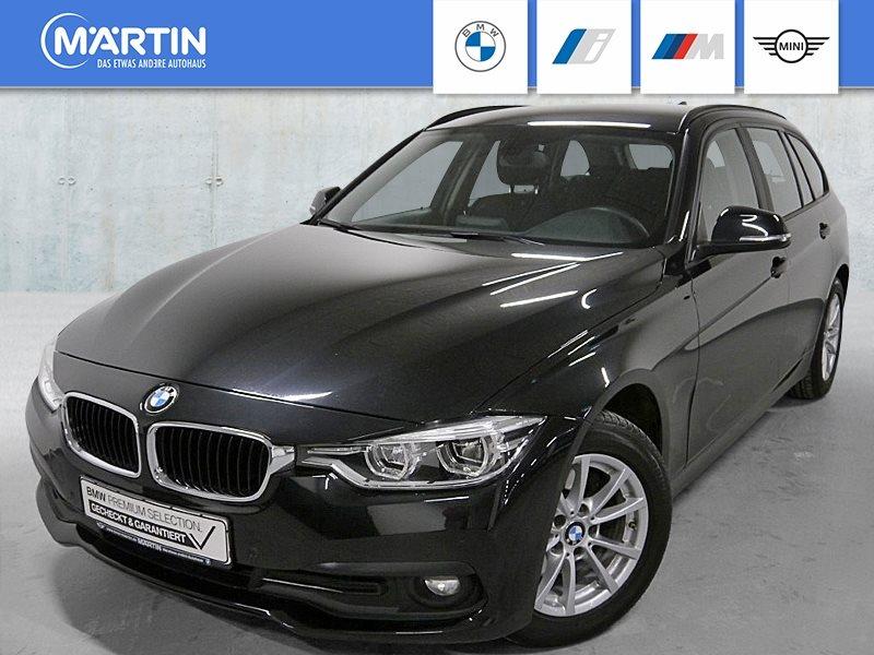 BMW 320d Touring Advantage*LED*NaviBus.*Komfortzg.*, Jahr 2017, Diesel
