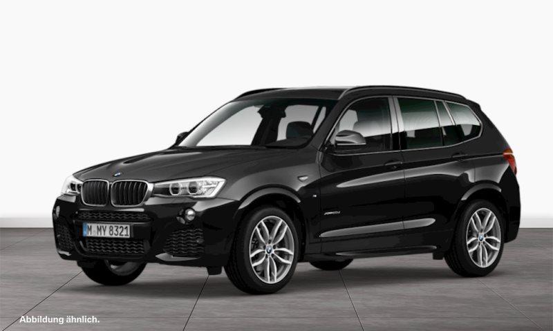 BMW X3 xDrive20d EURO6 Sportpaket HiFi Xenon Pano.Dach RFK RTTI, Jahr 2017, Diesel