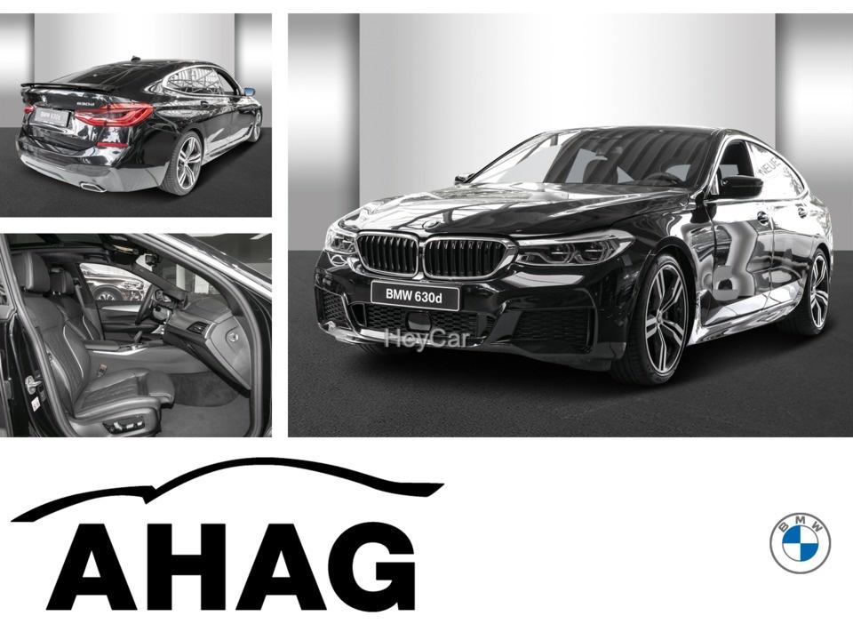 BMW 630 Gran Turismo GT xDrive M-Sport*Bowers&Wilkins*, Jahr 2020, Diesel