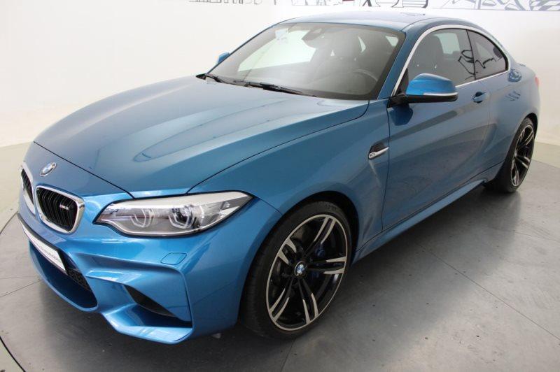 BMW M2 Coupé M Drivers P. HK HiFi DAB LED RFK RTTI, Jahr 2017, Benzin