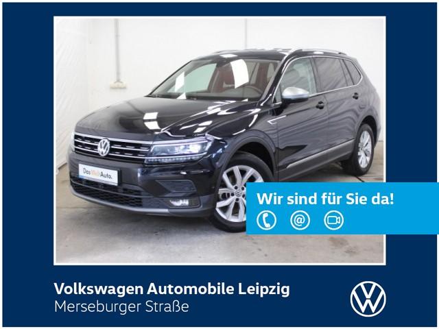 Volkswagen Tiguan Allspace 2.0 TDI Comfortline*LED*ACC*DAB+, Jahr 2019, Diesel