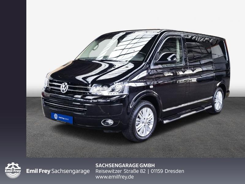 Volkswagen Multivan DSG 4MOTION BMT Highline 7-Sitze Standhzg., Jahr 2015, Diesel