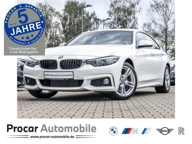 BMW 420 Gran Coupe D M Sport HuD. Navi Prof., Jahr 2017, Diesel