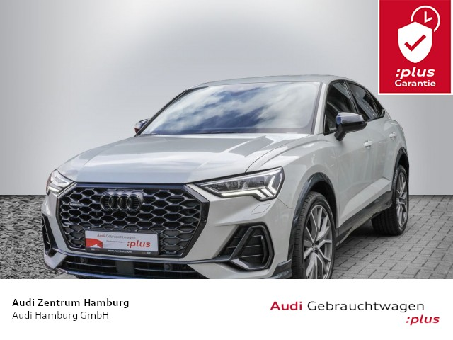"Audi Q3 Sportback 45 TFSI quattro S tronic MATRIX-LED ALU 20"" NAVI-PLUS, Jahr 2019, petrol"