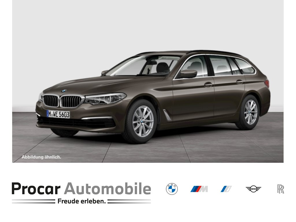 BMW 520d Touring Aut. Navi LED HIFI Klimaaut. G31, Jahr 2017, Diesel