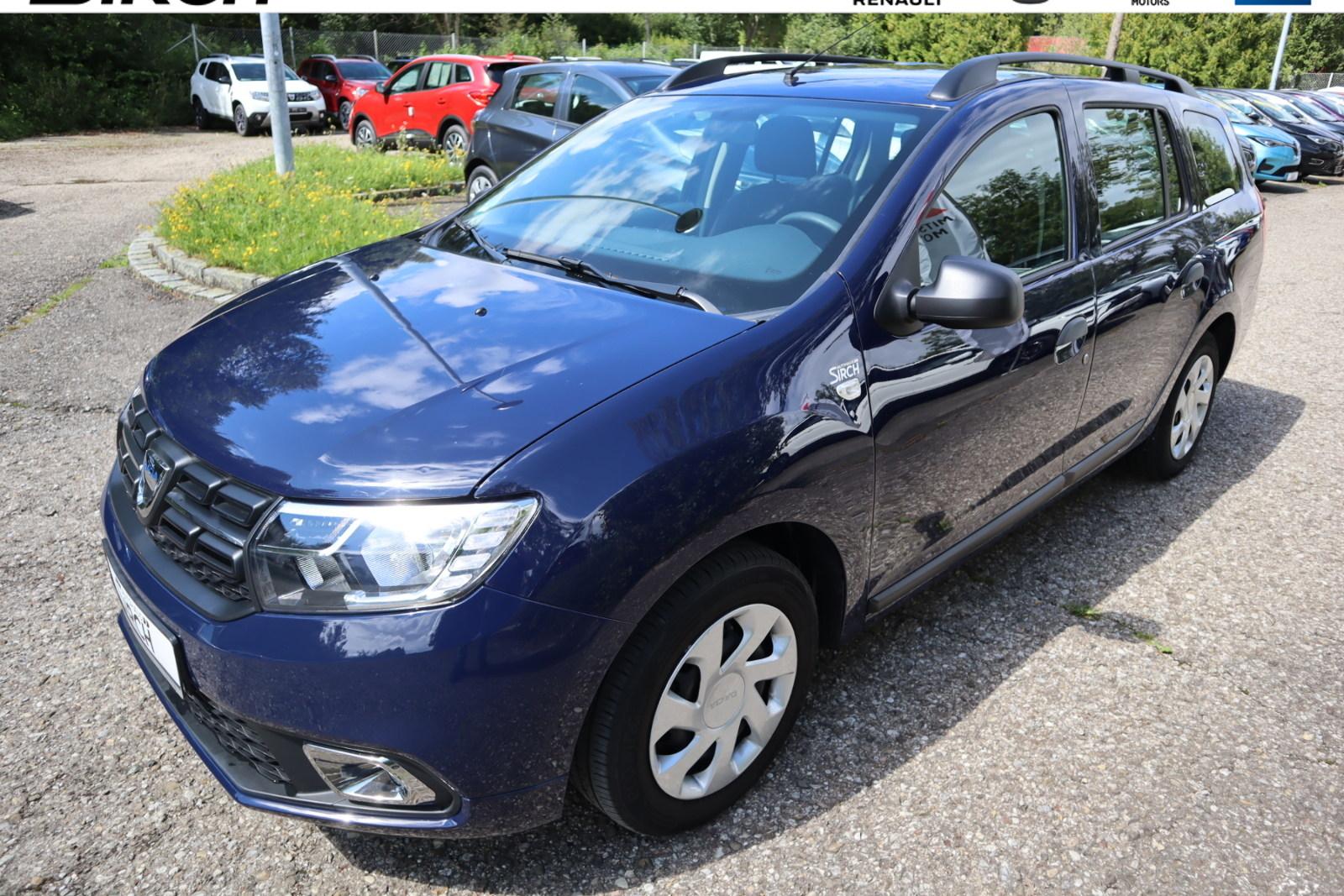Dacia Logan II MCV Essential 1.0 SCe 75 EU6, Jahr 2019, Benzin