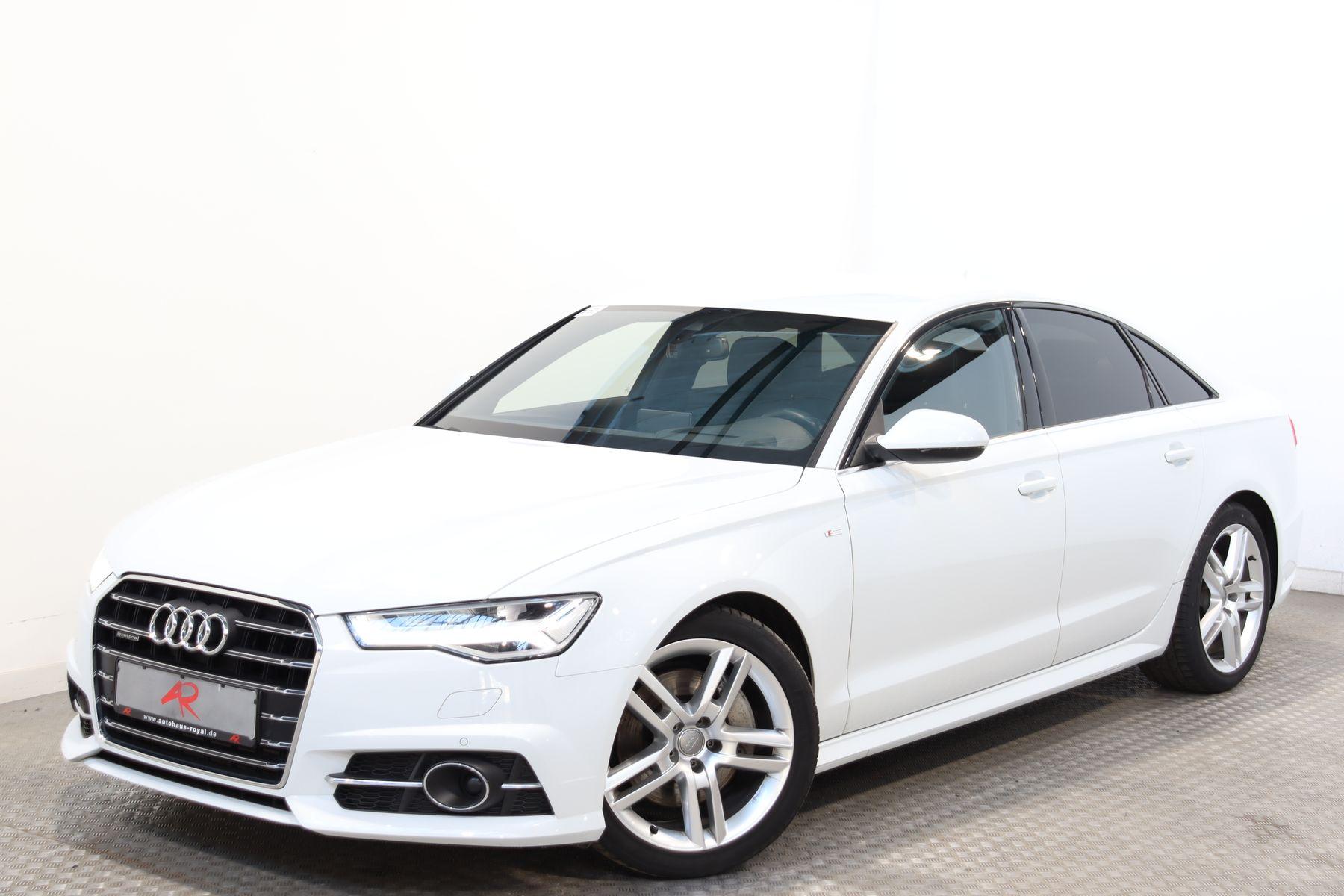 Audi A6 3.0 TDI qu 3x S LINE LUFTFEDERUNG,HUD,ACC,LED, Jahr 2016, Diesel