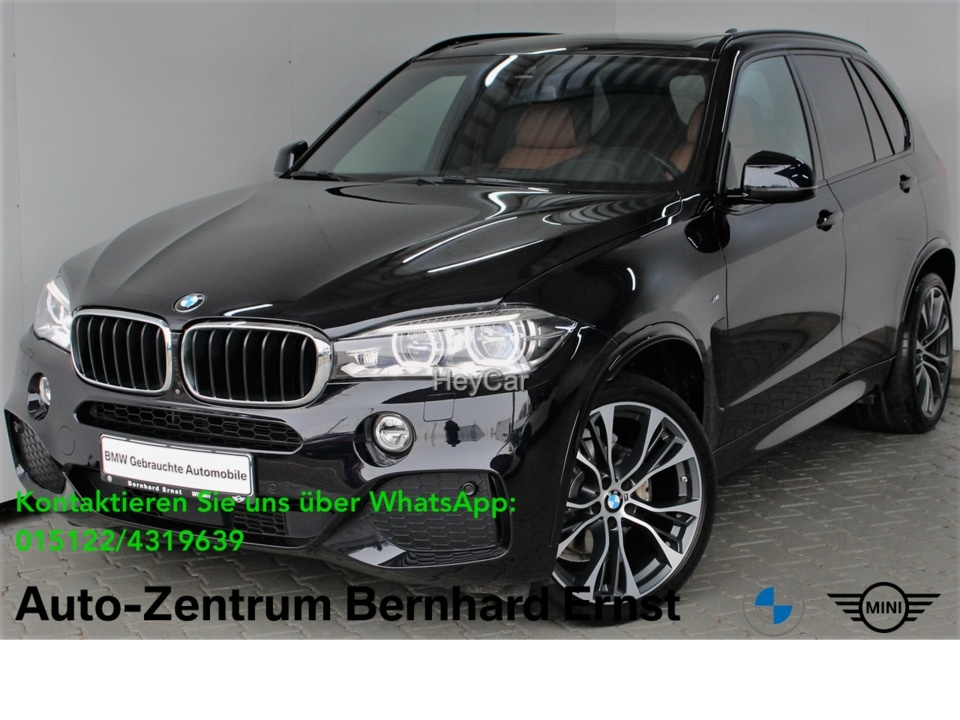 BMW X5 xDrive30d M Sportpaket Innovationsp. Panorama, Jahr 2018, Diesel