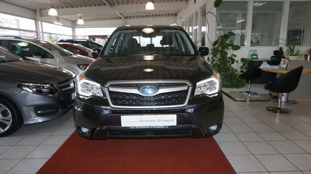 Subaru Forester 2.0X Lineartronic Exclusive AUTOMATIK/R, Jahr 2013, Benzin