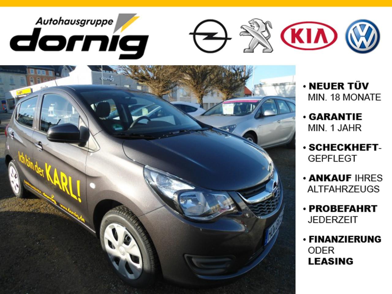 Opel Karl Edition, PDC, Klima, SH, Jahr 2015, Benzin