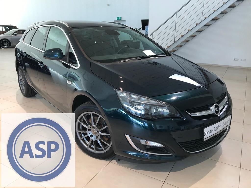 Opel Astra J 1.6 CDTI Exklusiv ecoFlex Start/Stop BLUETOOTH+FH+SH, Jahr 2014, Diesel