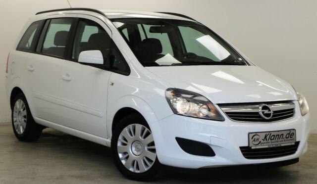 Opel Zafira B 1.7 CDTI 125PS Family 7 Sitzer Klima, Jahr 2013, Diesel