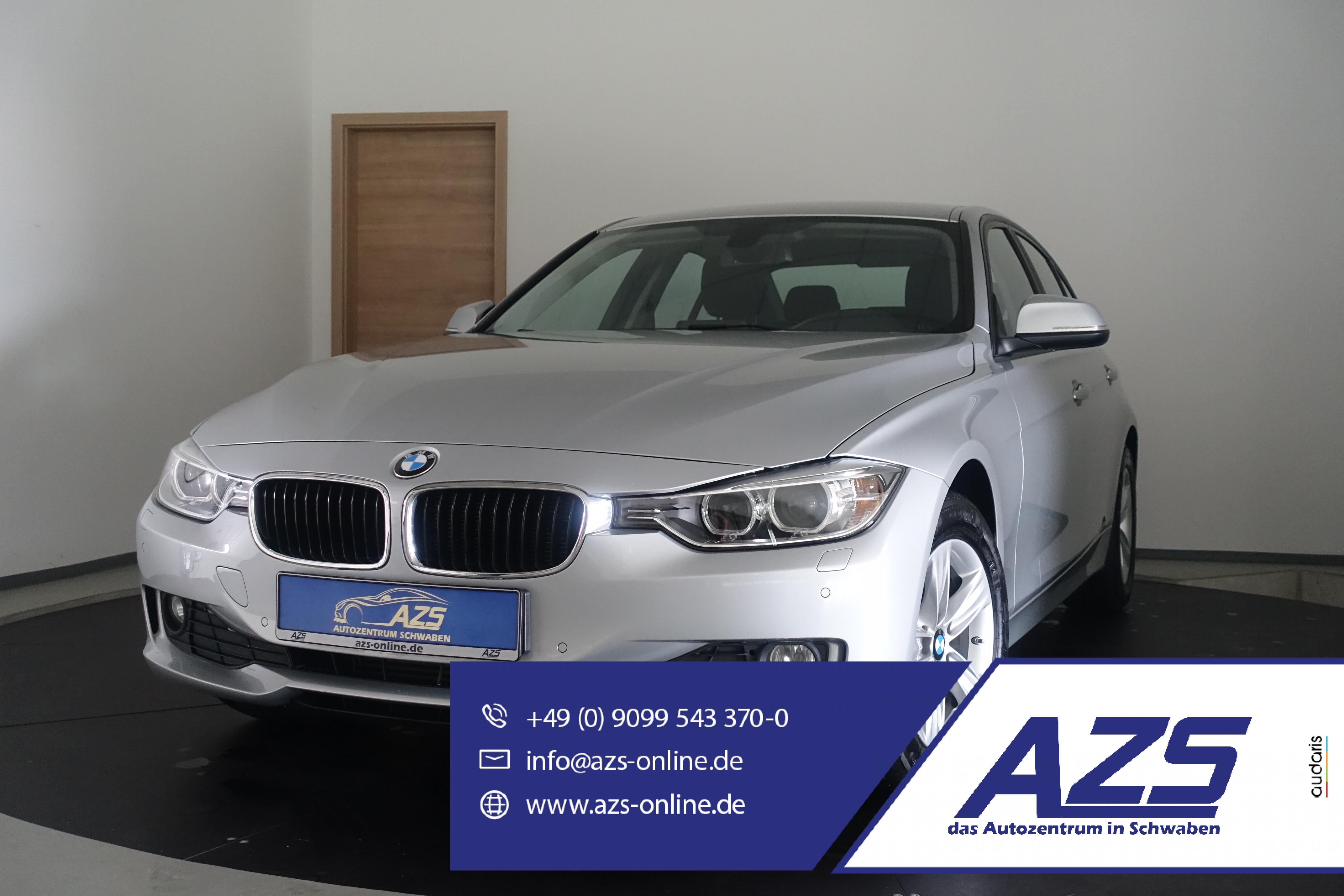 BMW 316 16V   Bi-Xenon   Alu   Parkhilfen  , Jahr 2014, Benzin