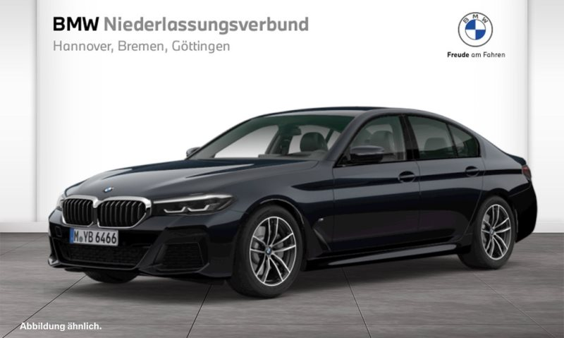 BMW 520d Limousine HiFi DAB LED Alarm Tempomat Shz, Jahr 2020, Diesel