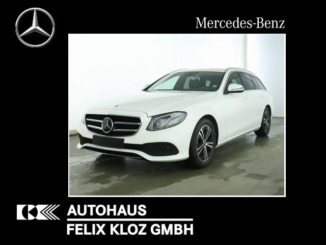 Mercedes-Benz E 300 T d Avantgarde MULTIBEAM AHK DISTRONIC, Jahr 2020, Diesel