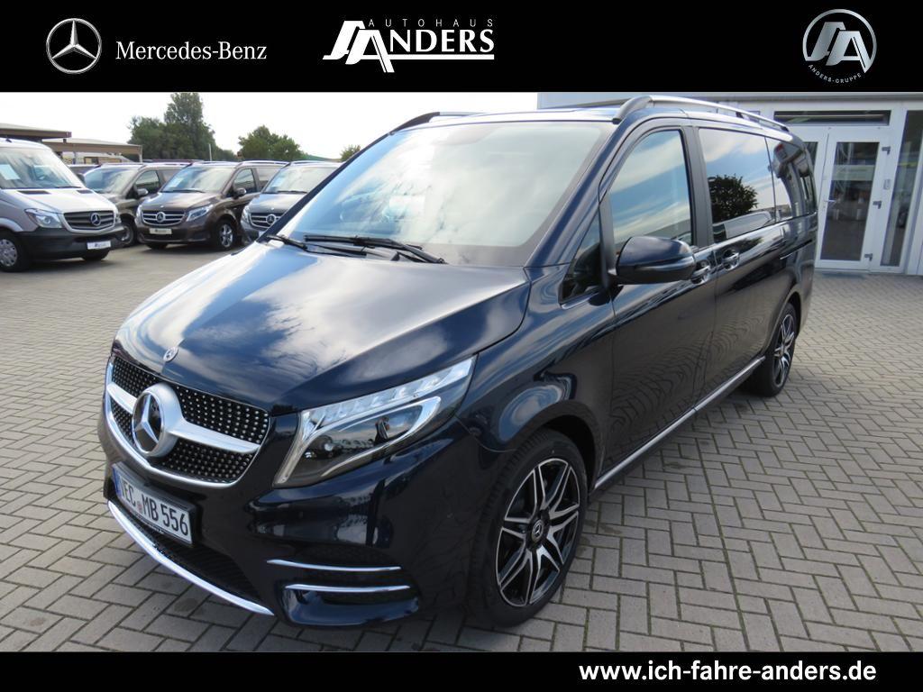 Mercedes-Benz V 300 d Edition Lang AMG line*Comand*Kamera*AHK, Jahr 2019, diesel