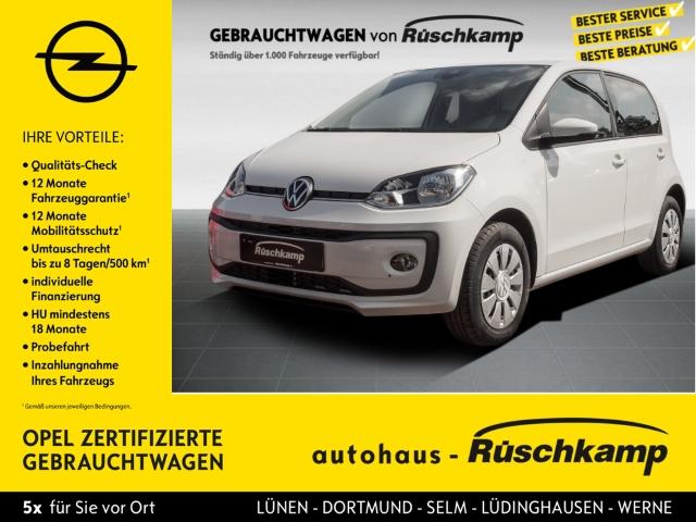 Volkswagen up! 1.0 Winterpaket Garantie, Jahr 2021, Benzin
