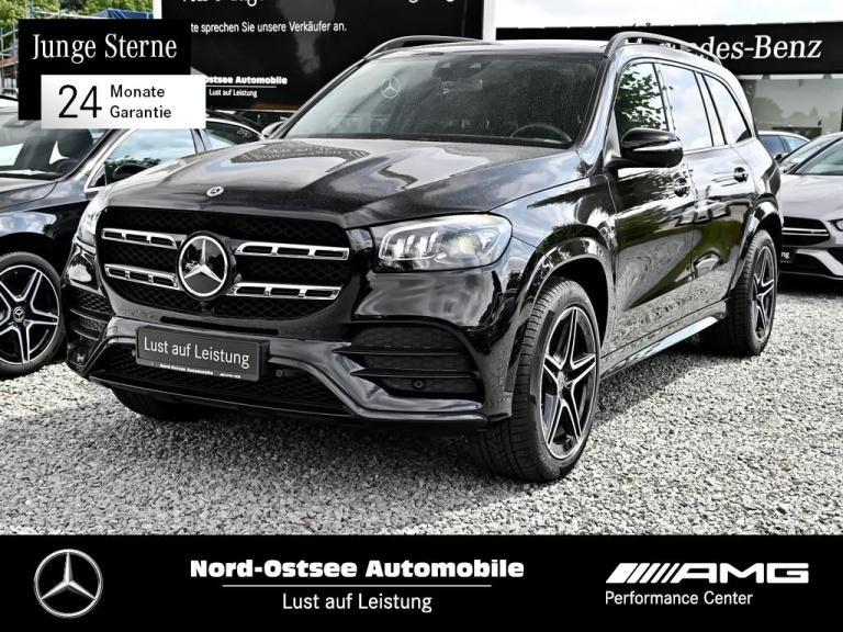 Mercedes-Benz GLS 400d 4M AMG 360° Kamera LED Night MBUX AHK, Jahr 2020, Diesel