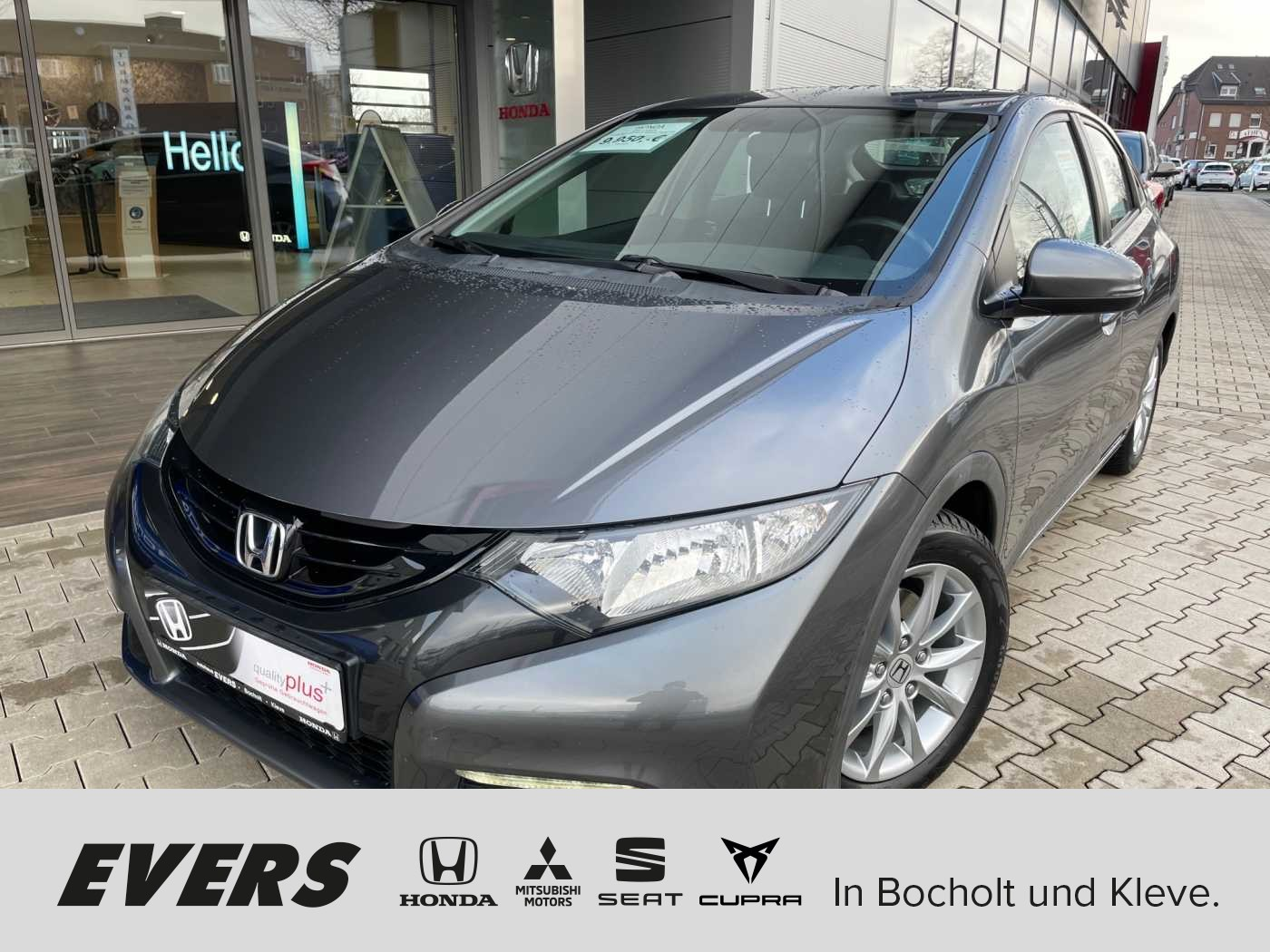 Honda Civic 1.8 i-VTEC Sport Kamera LM17', Jahr 2013, Benzin