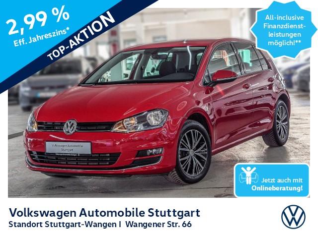 Volkswagen Golf Allstar 1.4 TSI Navi Kamera GRA SHZ, Jahr 2016, Benzin