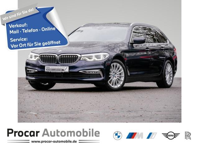 BMW 540i xDrive Touring Luxury Line Innovationsp., Jahr 2017, Benzin