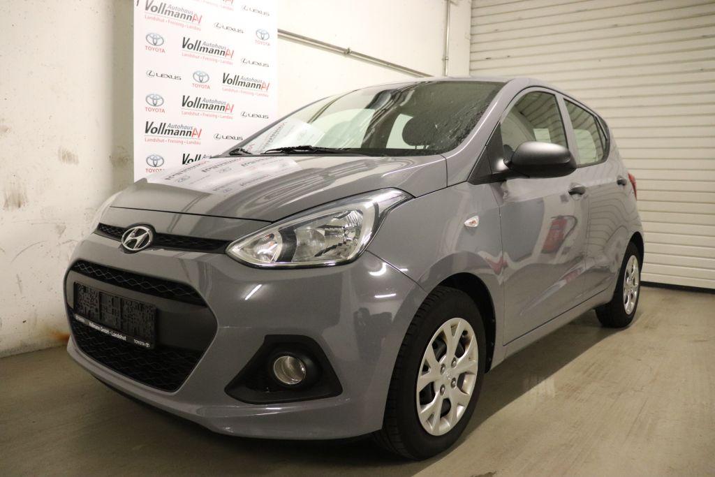 Hyundai i10 1.0 Trend, Jahr 2014, Benzin