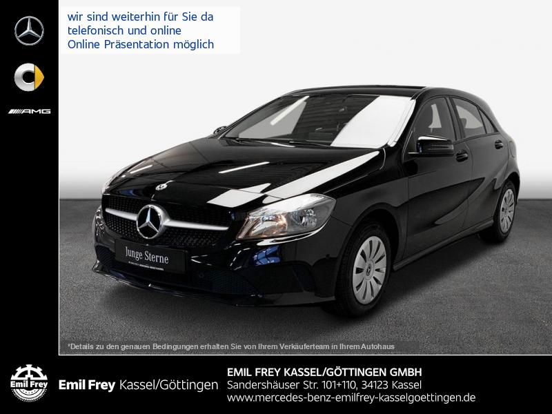 Mercedes-Benz A 160 d+navi+parkAssist+Sitzheizung, Jahr 2017, Diesel