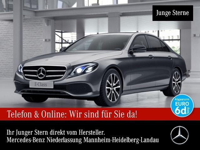Mercedes-Benz E 450 4M Avantgarde Stdhzg Multibeam Distr. COMAND, Jahr 2019, Benzin