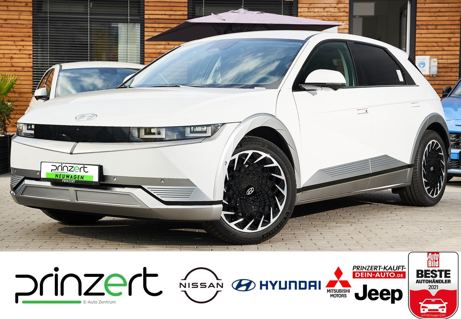 "Hyundai IONIQ 5 72,6kWh Heck UNIQ-Paket 20""LM, Jahr 2021, electric"