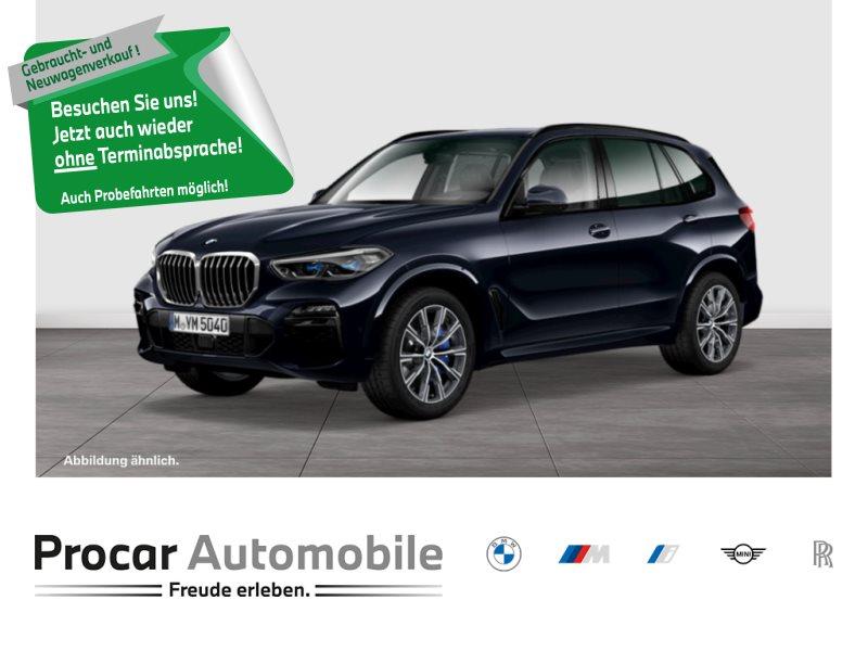 BMW X5 xDrive30d M SPORT 2-ACHS LUFTFED. AHK H/K HUD PANO, Jahr 2019, Diesel