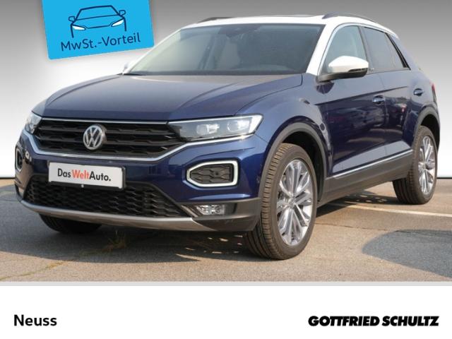 Volkswagen T-Roc 2,0 TDI DSG+LED+PANO+NAVI+KAMERA+DAB IQ.DRIVE, Jahr 2019, Diesel