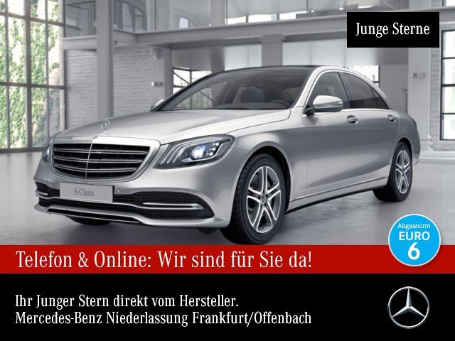 Mercedes-Benz S 450 4M Pano Multibeam Burmester Distr. COMAND 9G, Jahr 2019, Benzin