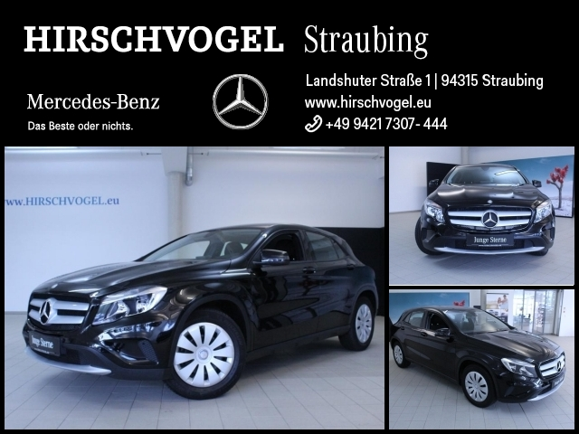 Mercedes-Benz GLA 180 Kamera+Sitzheiz+Klima+ATTENTION ASSIST, Jahr 2016, Benzin