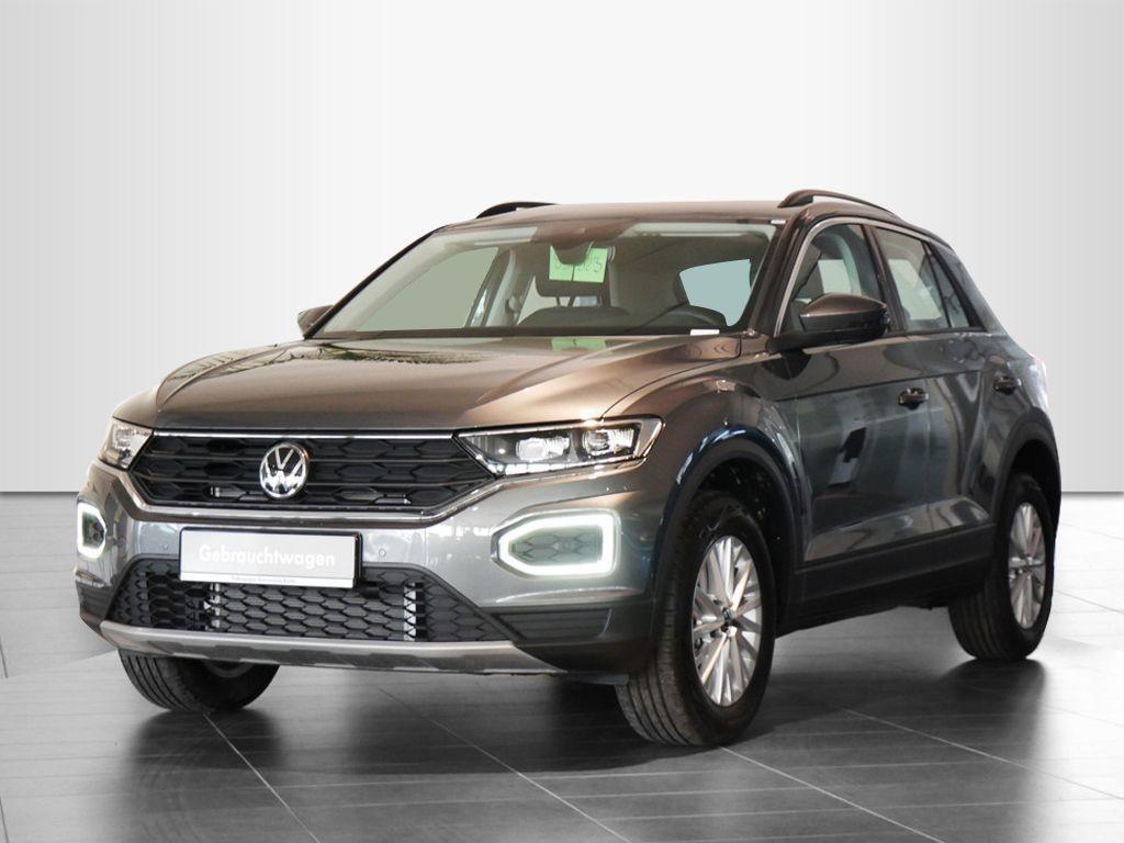 Volkswagen T-Roc 1.5TSI DSG Style NAVI AHK LED 3M-Tönungsfolie, Jahr 2021, Benzin