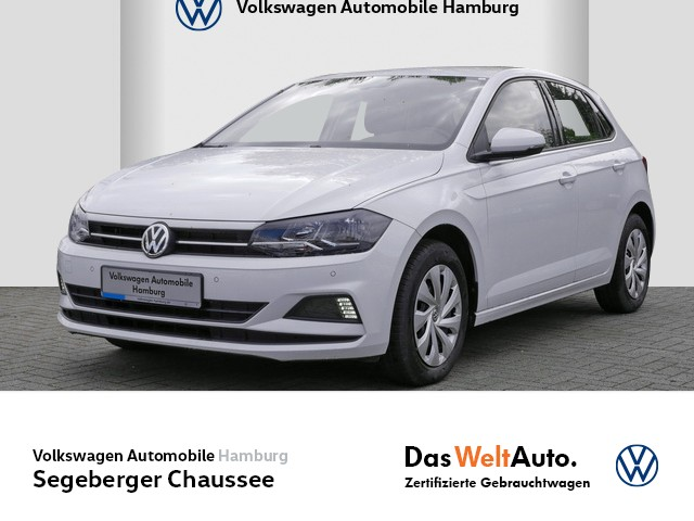 Volkswagen Polo 1,0 TSI Comfortline KLIMA/NAVI/PDC, Jahr 2018, Benzin