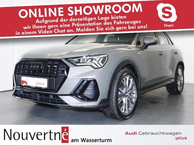 Audi Q3 35 TFSI S-Line edition one DAB NaviPlus, Jahr 2020, Benzin
