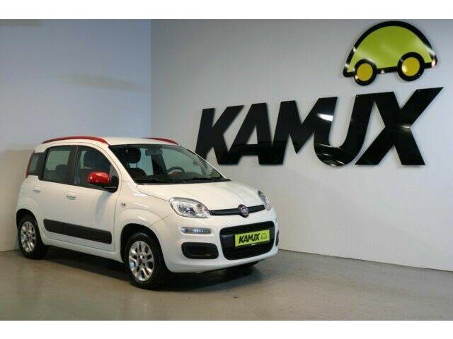 Fiat Panda 0.9 Lounge Aut.+Klima+E-Fenster+Start/Stop, Jahr 2014, Benzin