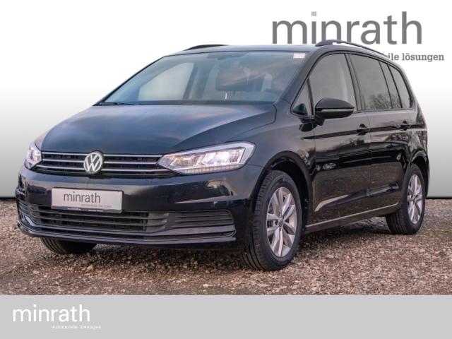Volkswagen Touran Comfortline 2.0 TDI LED Navi ACC Panorama, Jahr 2017, Diesel