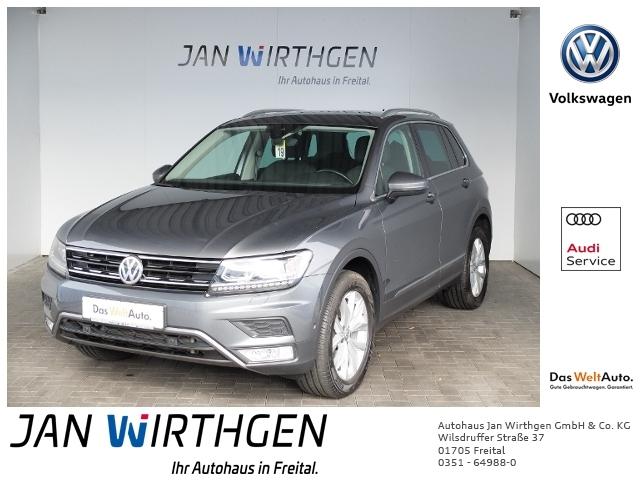 Volkswagen Tiguan 2.0 TDI Highline 4Motion *AHZV*LED*NAVI*, Jahr 2016, Diesel