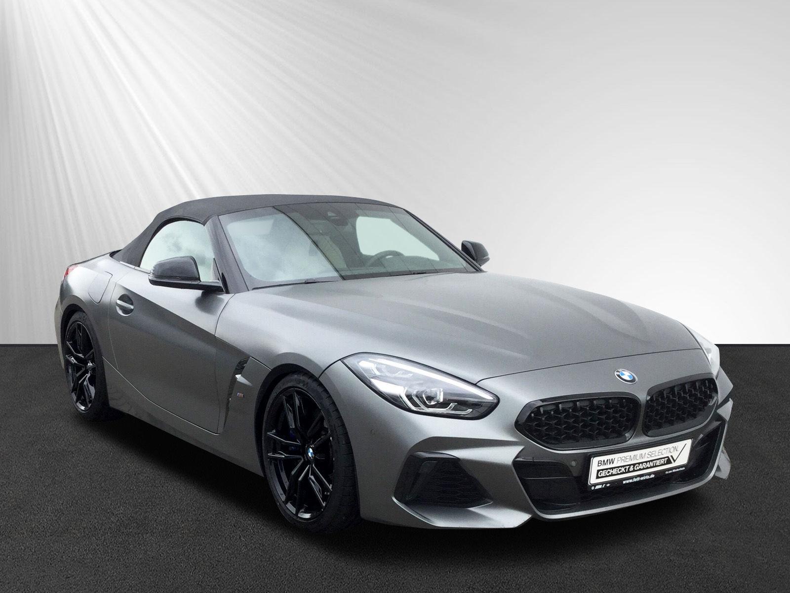 BMW Z4 M40i Stop & Go H&K HUD LiveProf 19'' LED, Jahr 2019, petrol